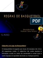 Regras de Basquetebol