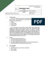 Laporan Diagnosa LAN - Hybrid