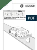 Bosch Park Pilot (TM) Installation Instructions