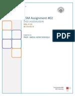 Assignment#02