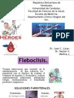 Flebostomia, Fleboclisis, Paracentesis....