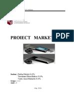 Proiect Marketing Memory Stick