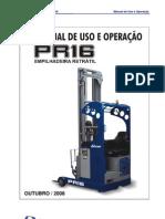 PR16 Manual Uso