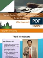 Wiku - Materi Cerdas an Keuangan Keluarga Syariah - UMY