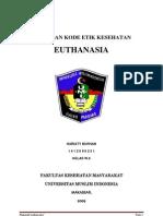 Makalah Euthanasia