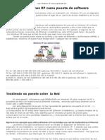 Usar Windows XP Como Puente Del Software