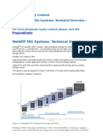 Proposal Ready Content NetApp FAS Systems Technical Overview - MAY11 - UK