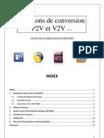 Solutions de conversion P2V et V2V (tuto de A à Z)