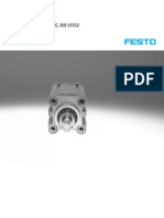 FESTO Cylinder model DNC กระบอกลมเฟสโต้