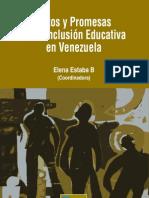 Retos y Promesas de la Inclusión Educativa en Venezuela.
