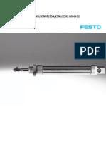 Festo Cylinder model DSNU กระบอกลมเฟสโต้