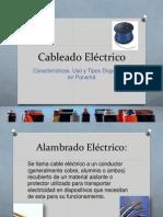 Cableado Eléctrico ALEXIS PERALTA