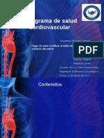 Programa de Salud Cardiovascular UST Temuco