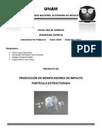 Informe Laboratorio de Polímeros II