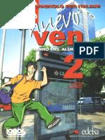 Livro - Nuevo Ven 2 - Libro Del Alumno