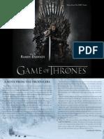 Digital Booklet - Game of Thrones