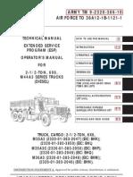 TM9 2320 386 10 m35 Operators Manual
