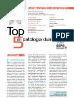 TOP 5 en patología dual