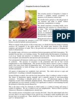 07 Dilgo Khyentse Rinpoche Dzogchen Practice in Everyday 119c9