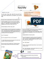 NM1 - Staying Healthy Worksheet - Relative Pronouns