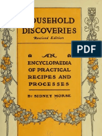Household Discoveries 1909