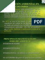 Normatividad Ambiental en Colombia