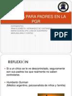 DIAPOSITIVAS PGR