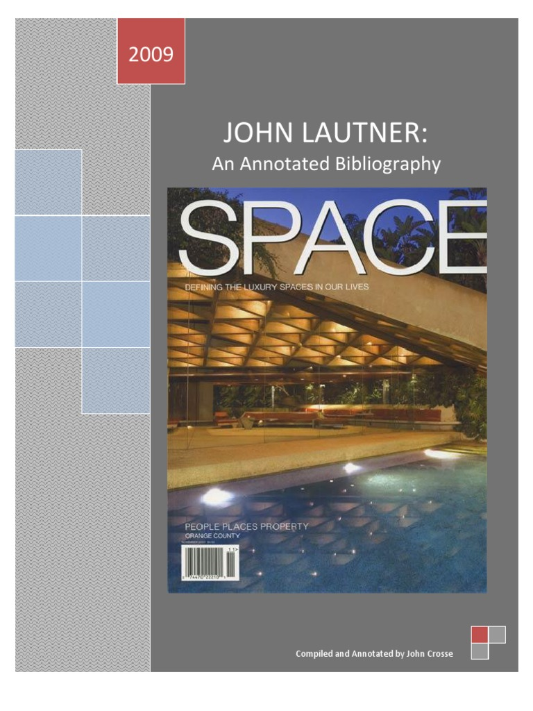 7245664d59332 JohnLautnerBibliography