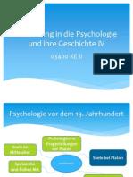 04_Einführung in die Psychologie und ihre Geschichte