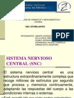 Exposicion-Estimulantes Del SNC