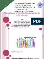 presentacION COMUNITARIA