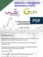 tallerocsinventoryyglpi-090426105126-phpapp02