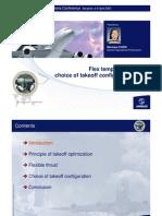 Principles of Takeoff Optimization