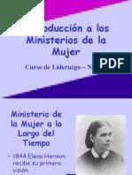 1 Introducción al Ministerio de la M.