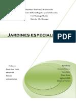 JARDINES ESPECIALIZADOS