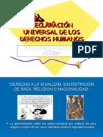 Declaracin Universal de Los Derechos Humanos