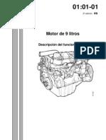 Motor de 9 Litros