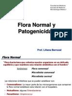 Clase 6 Flora Normal y Patogenicidad