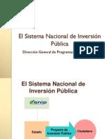 Normatividad Del SNIP Diplomado Diapositiva