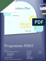 Business Plan - Locky V1