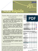 nota rapida situtaivon econ española