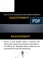 CASO CLINICO RADIOTERMITE