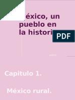 México, un pueblo en la historia