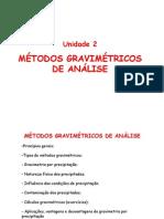 gravimetria 1