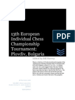13th European Individual Chess Championship