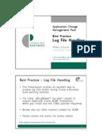 Oracle ACMP Best Practice - AdLogViewer