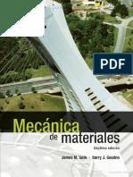 Mecanica de Materiales James M. Gere 7 Edicion