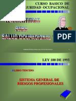 Resumen Del Decreto Ley 1295 de 1.994
