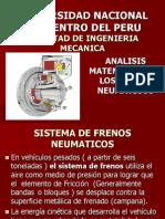 Calculos matematicos en Frenos Neumaticos