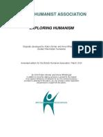 'Exploring Humanism' - Humanism.org.Uk Course